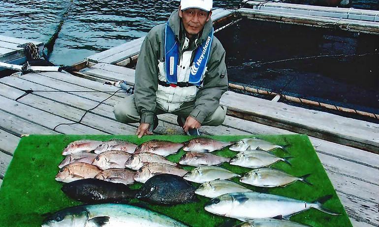 餌釣りに魅了される理由