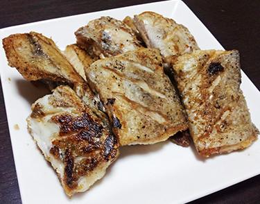 タチウオ料理