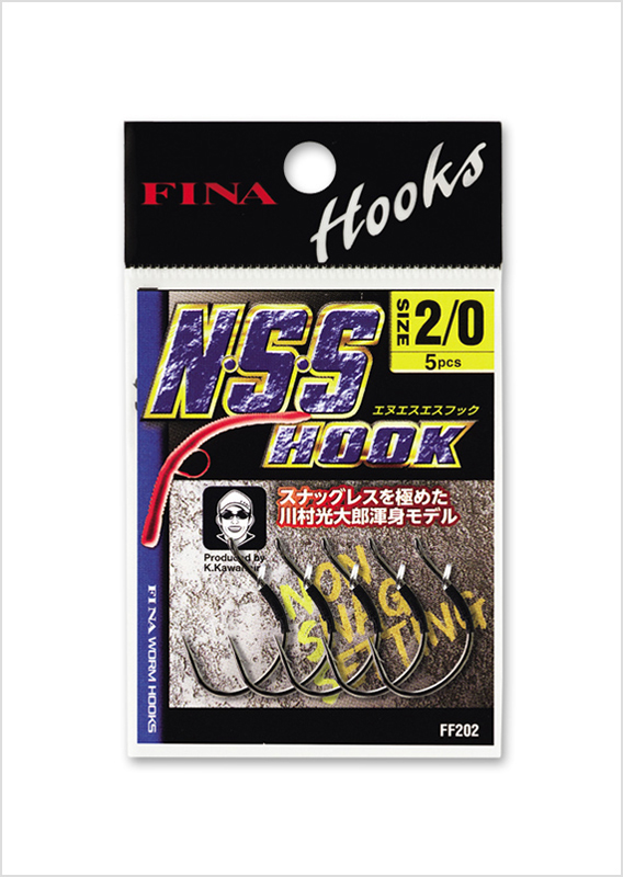 FINA N・S・S HOOK