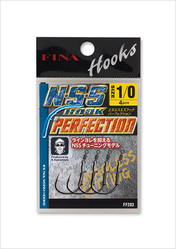 FINA N・S・S HOOK PERFECTION