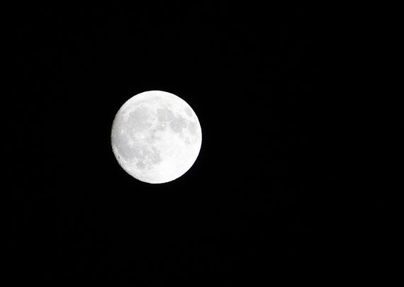 満月(大潮)