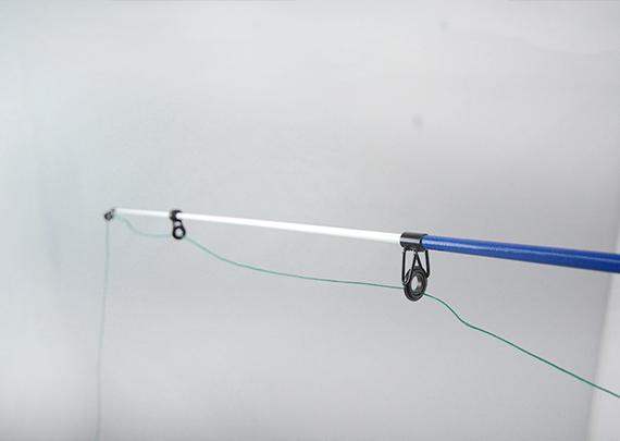 竿を伸ばす2