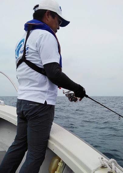 船釣りのウェア・スタイル