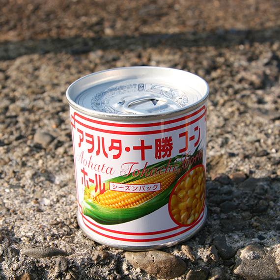 コーン缶詰
