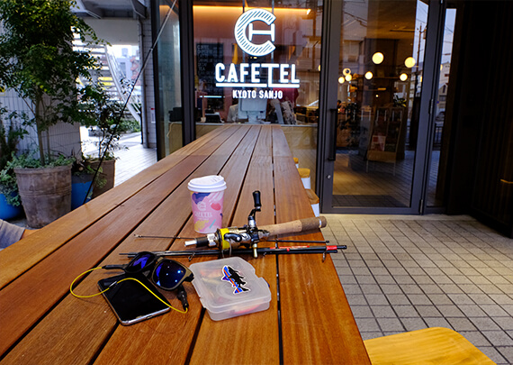 12_CAFETEL京都三条 for Ladies