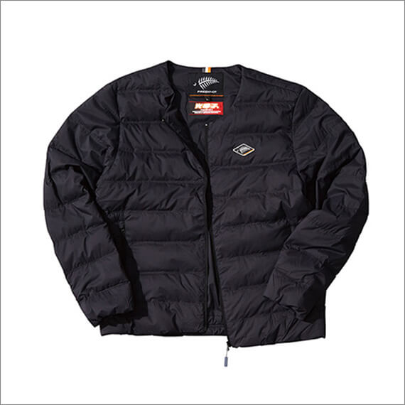 FOURON ROUND NECK DOWN JACKET