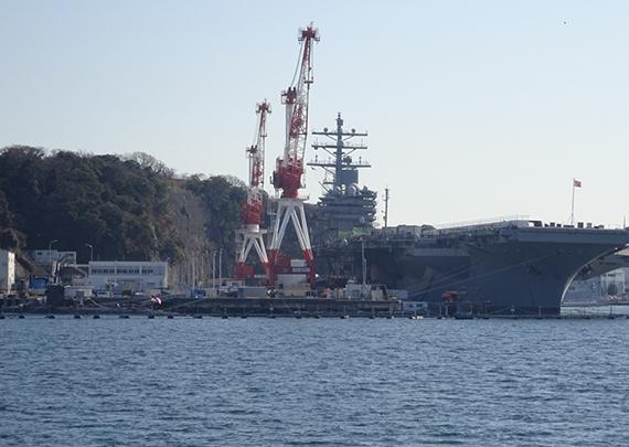 軍港めぐり風景05