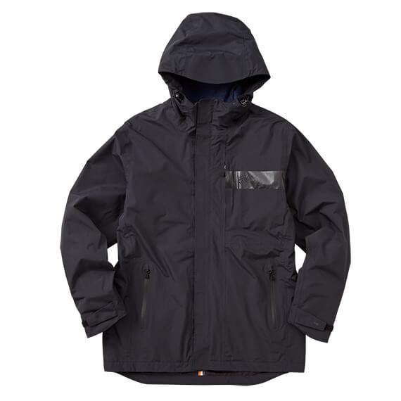 Y1132:ボウオン ボディグリッドジャケット
