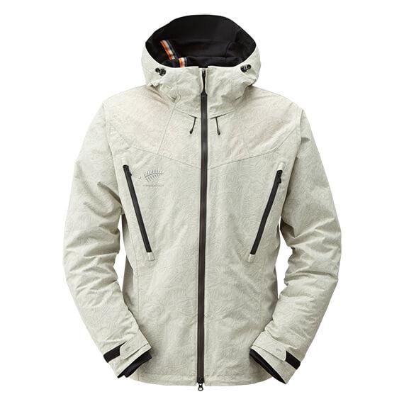 Y1127:ボウオン ボディグリッドジャケット