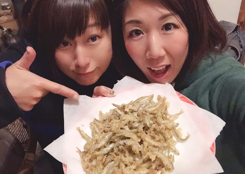 15_美味しくワカサギの天ぷらに