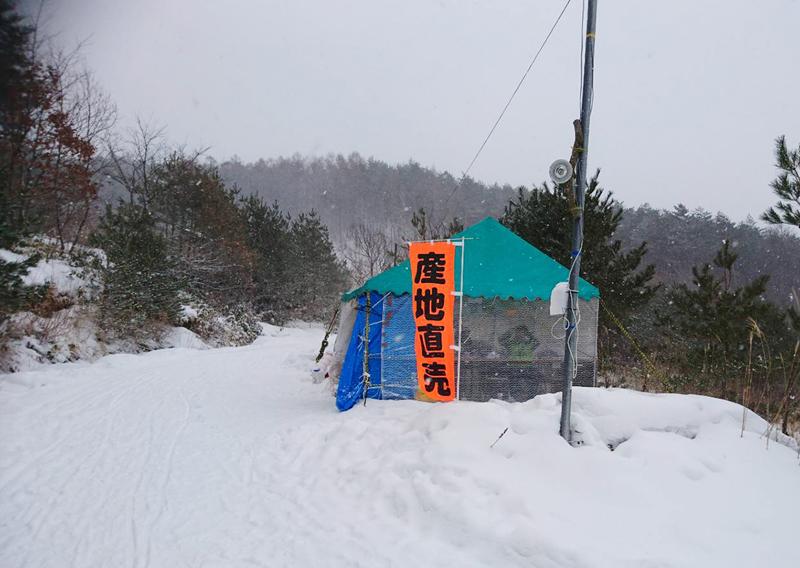 菜魚湖(上馬淵川漁業協同組合)