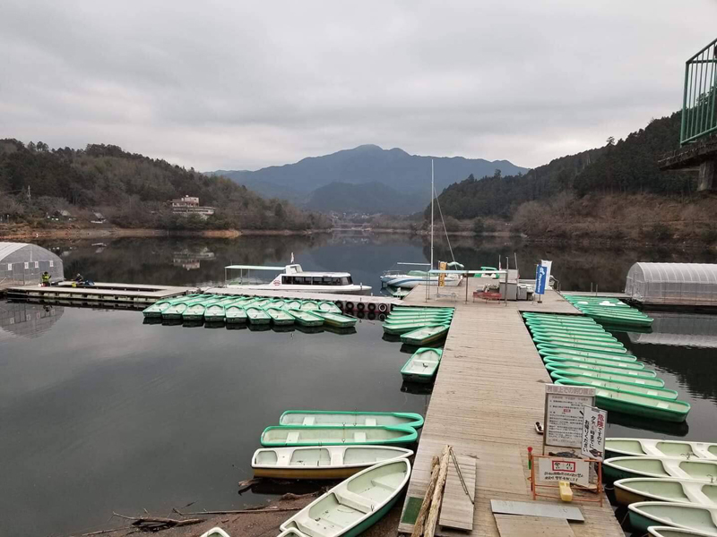 津風呂湖(津風呂湖観光協会)