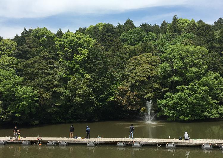 05_釣り場風景