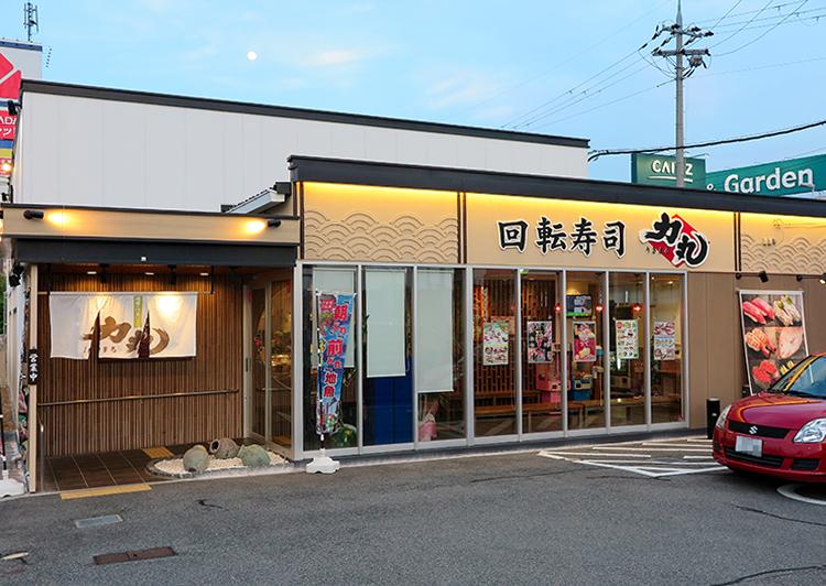 03_お寿司屋外観