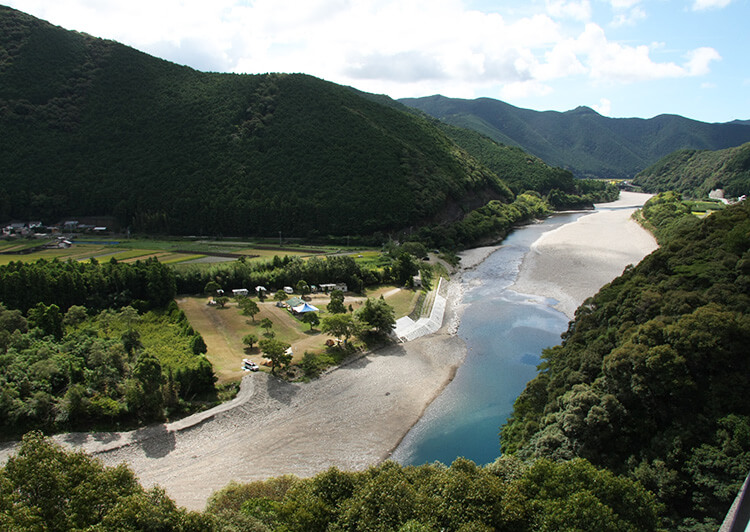 和歌山県日置川