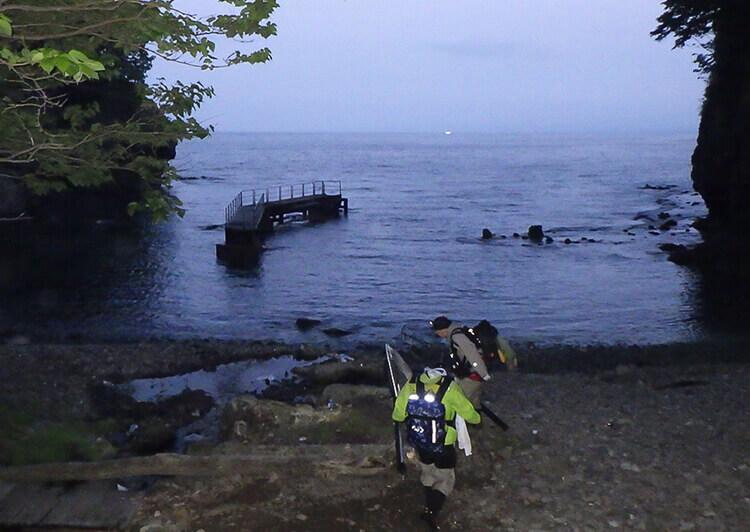 03_IMG_4892 釣り場に到着