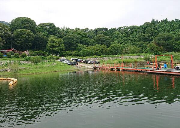 津久井湖レンタルボート (津久井観光ボート)