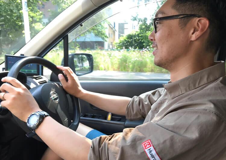 01 ドライブ