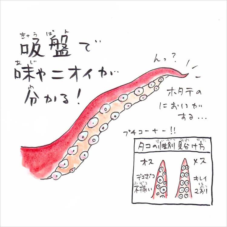 03_ニオイや味を感知