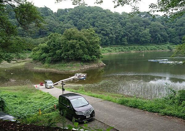 津久井湖レンタルボート (沼本ボート)