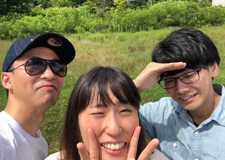 01_ 3人組