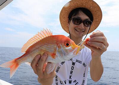 14_ IMG_4044.jpg 岸本くん(レンコダイ)
