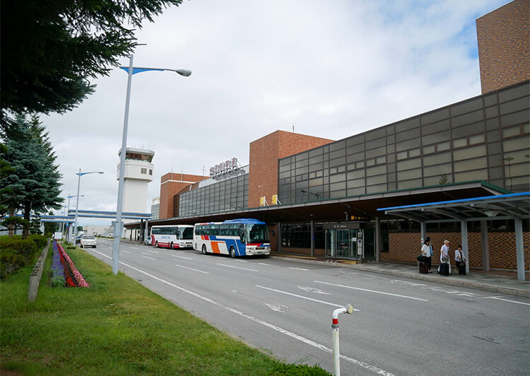 24_ 女満別空港