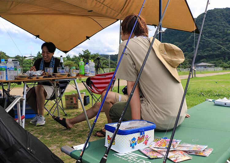 02_釣りとキャンプ_イメージ1