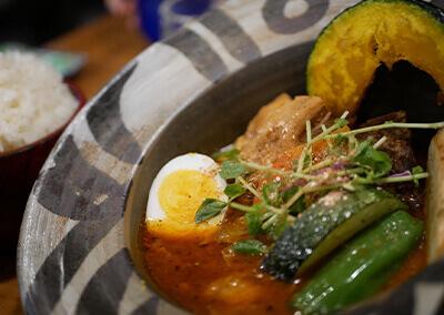 31_ 角煮カレー