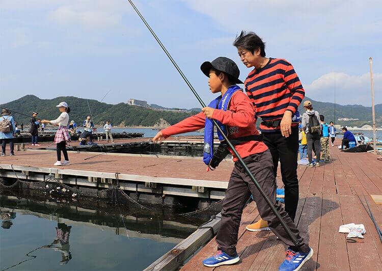 6_いざ釣り開始