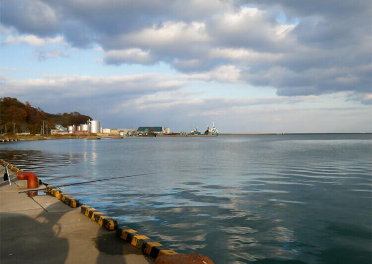 01 漁港風景