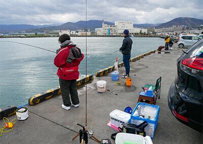 12 釣り風景