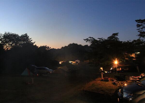 CAMPERS-INN チロリン村キャンプグランド