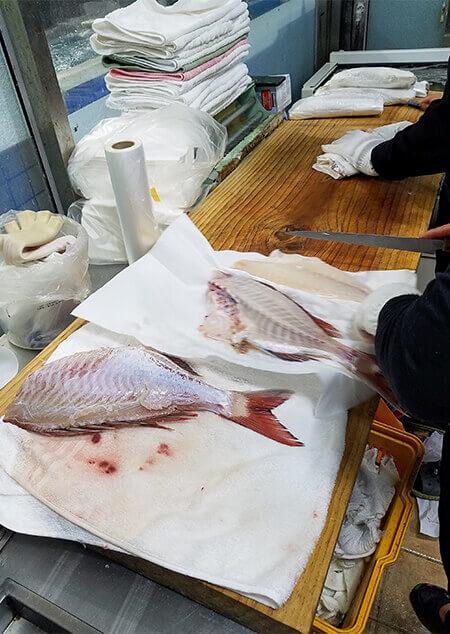 15_ 魚をさばく