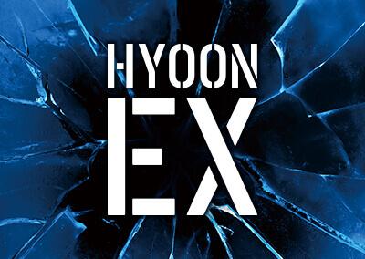 HYOON EXラインナップ