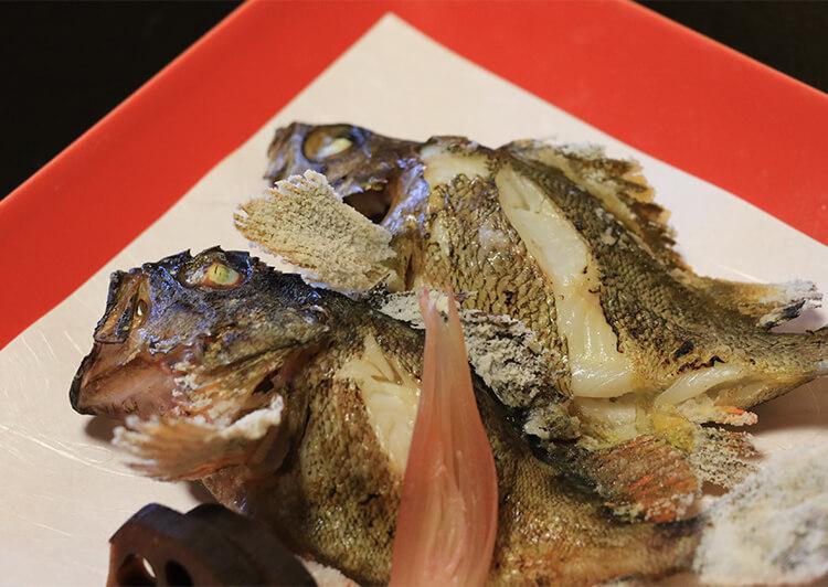 17_ 魚料理