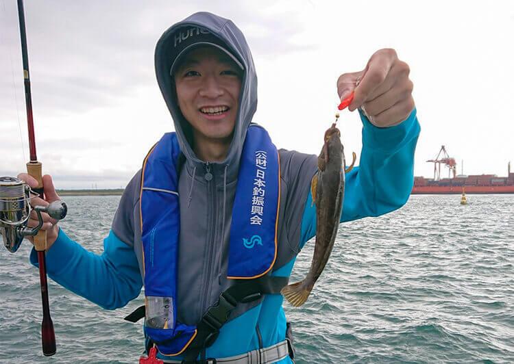 05_ ハゴトコ(スジアイナメ)釣果