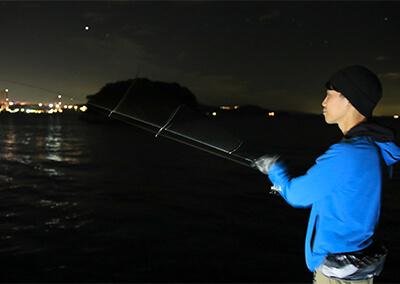 13_ 隣の漁港で再びシャクル(川田)