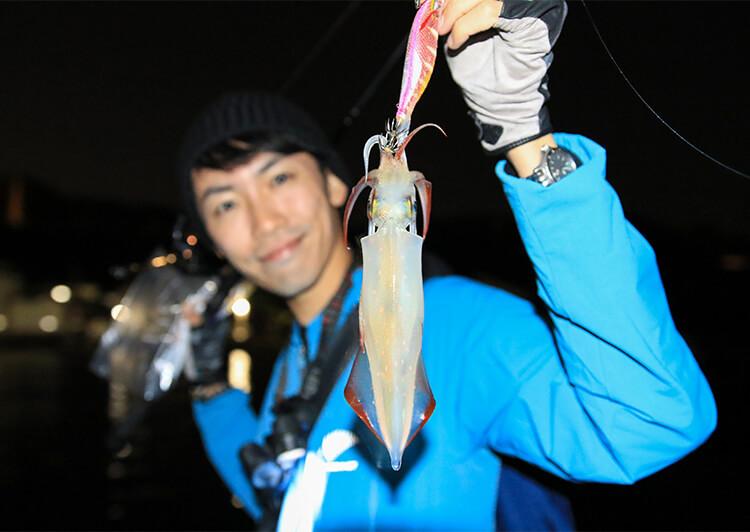 14_ ケンサキイカ釣果