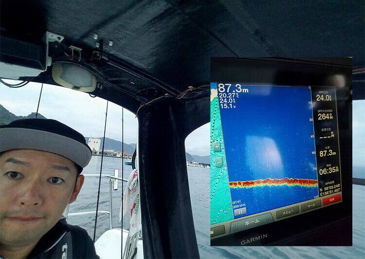 03_ 操船する中村さん