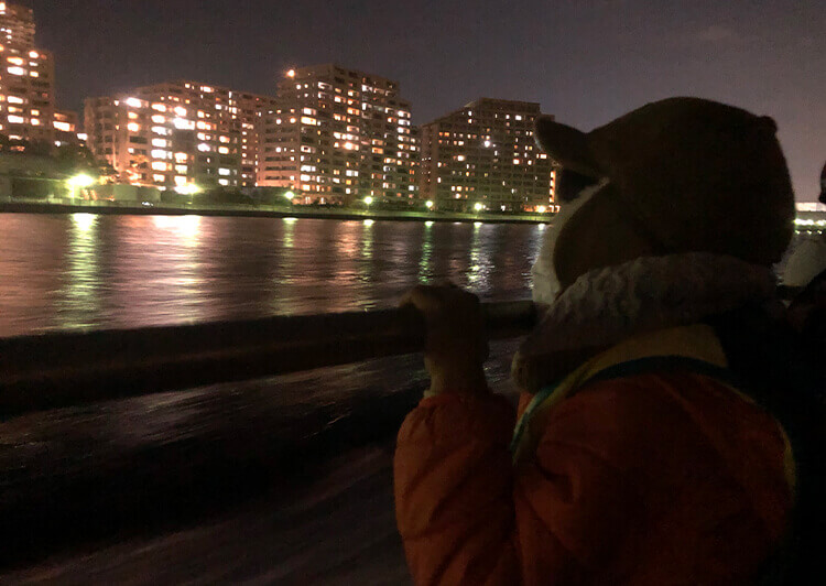 21_ IMG_4802 帰港中の夜景