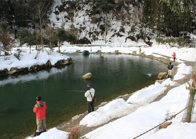 03_ 冬の釣り場