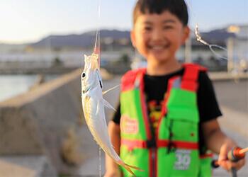 09_慣れない子どもと堤防釣り どんな道具?どんな釣り方?そしてどう過ごす?