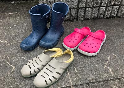 06-1_ 長靴・サンダル