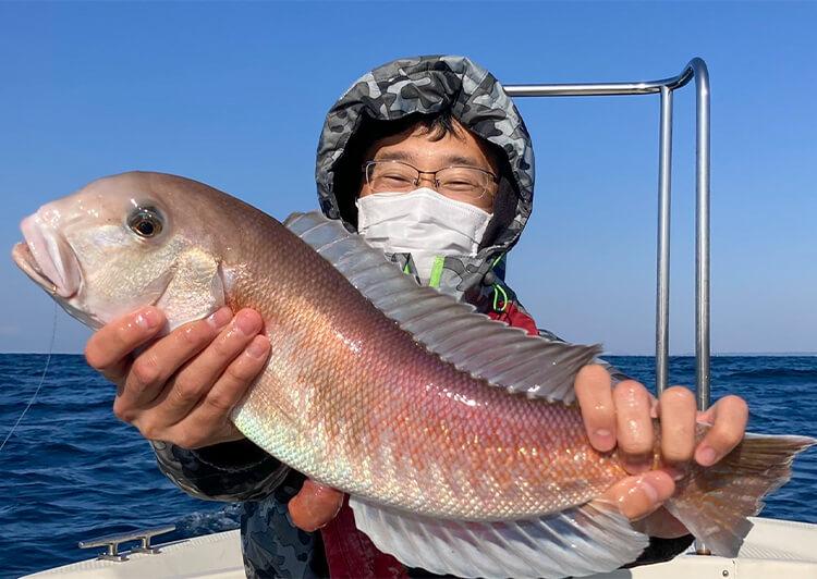 01_ シロアマダイ釣果(Sさん)