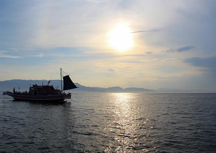 07_ 船からの風景(岳原素材)