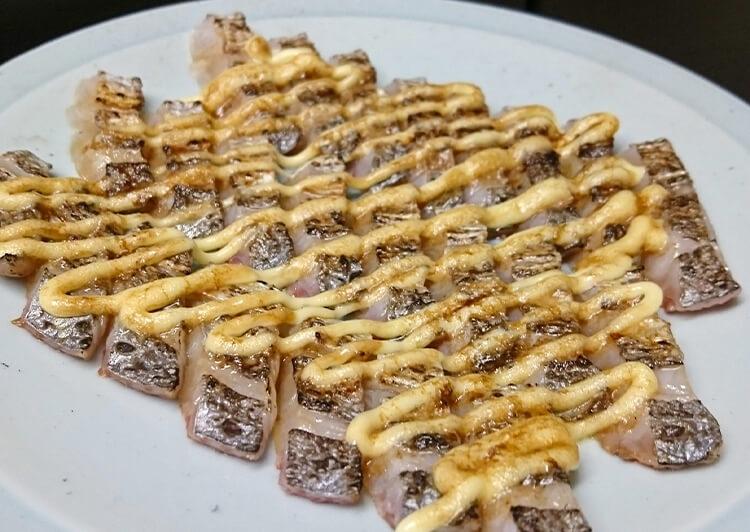 09_ タチウオ料理