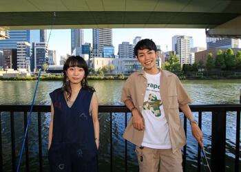 サムネイル_大阪の都心で、まさかのウナギを釣る?? SSWのヒグチアイさんと川田さんが異色のチャレンジ!