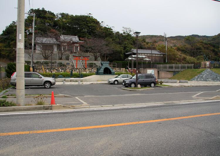 03 駐車スペースに停めよう