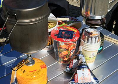 13_釣り場で効率よくお湯を沸かす方法